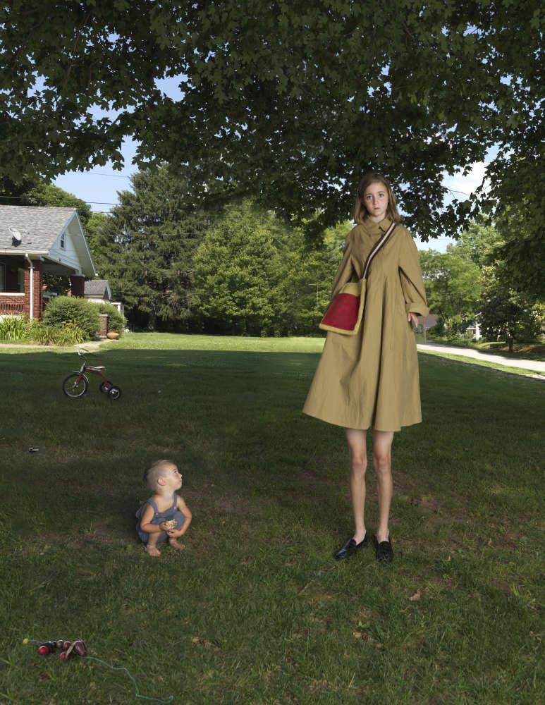 Julie Blackmon, Tall Girl, 2021