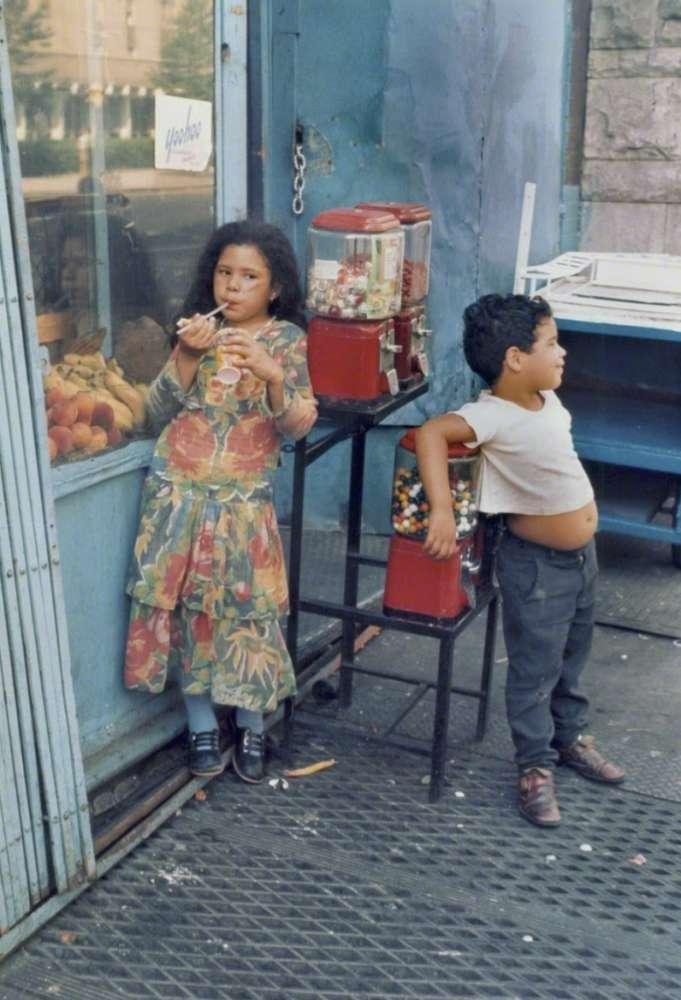 Helen Levitt, N.Y. , 1971