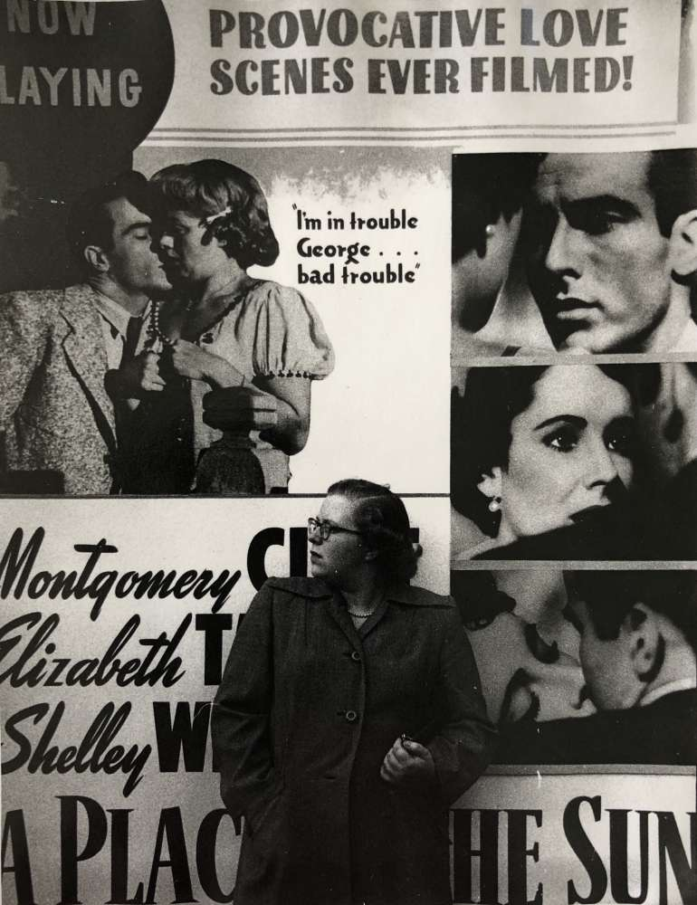 Marvin Newman, Untitled (Provocative love scenes), 1951