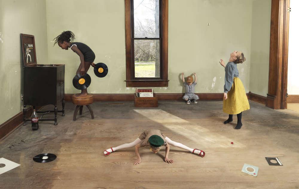 Julie Blackmon, Records, 2021