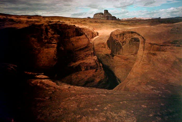 Ernst Haas, Arizona, From the Creation Portfolio published by Daniel Wolf Press in 1981, 1962