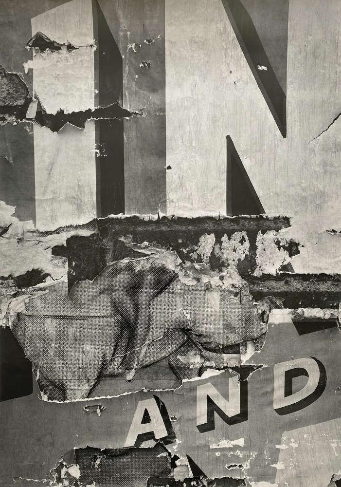 Aaron Siskind, North Carolina 30, 1951