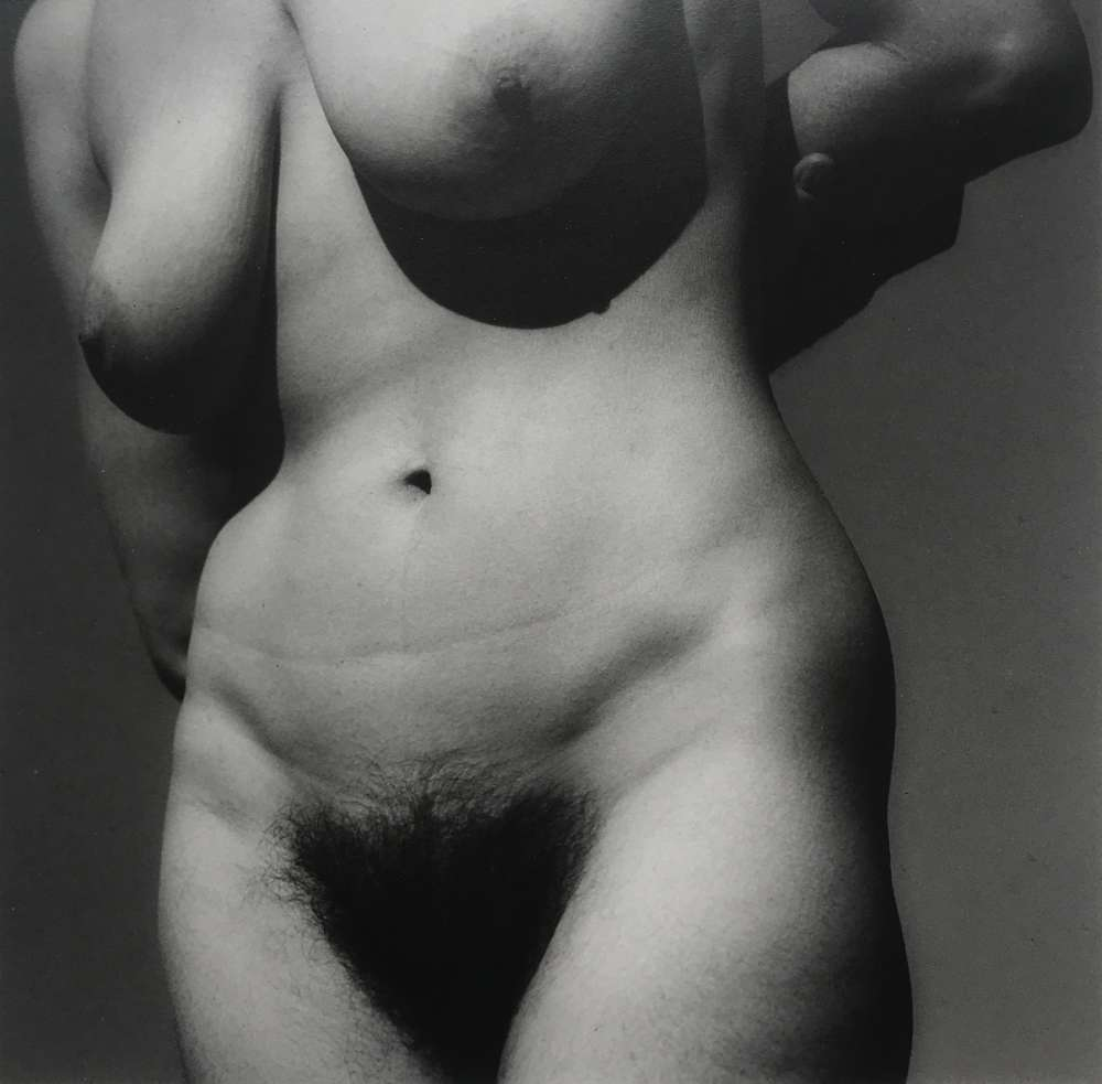 "Paul Strand, Torso (Rebecca Strand), Taos, New Mexico from ""On my Doorstep"": A Portfolio of Eleven Photographs, 1914-1973"", Michael Hoffman, Millerton, New York, 1976, 1922"