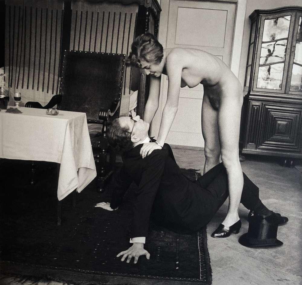 Josef Breitenbach, Dr. Riegler and J. Greno, Munich, 1933