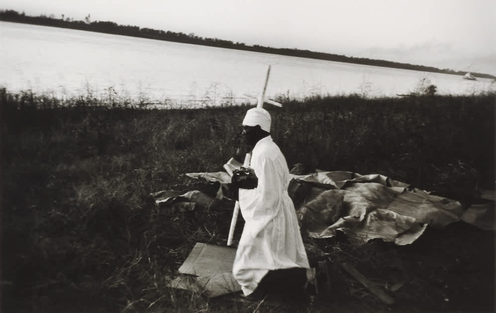 Robert Frank, Mississippi River, Baton Rouge, Louisiana, 1955