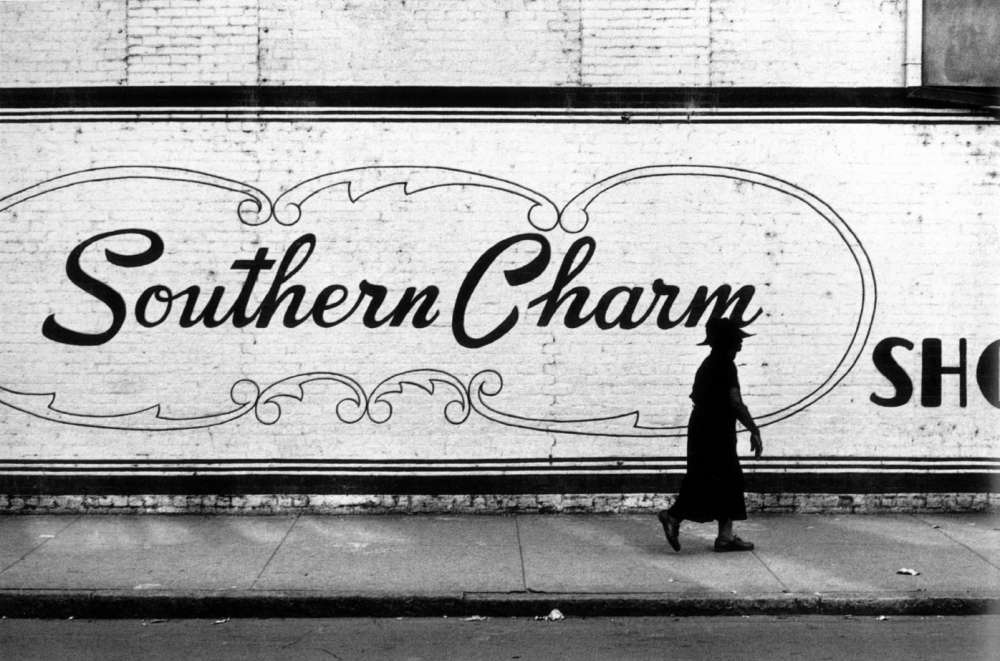Elliott Erwitt, Alabama, 1955