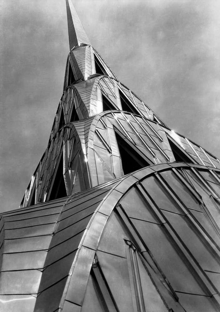 Margaret Bourke-White, Chrysler Building, New York City, 1931