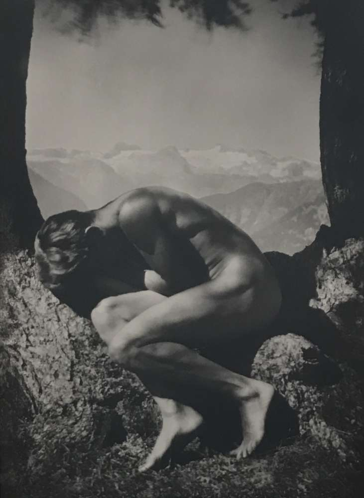 Rudolf Koppitz, Im Schoss der Natur (In the Bosom of Nature)