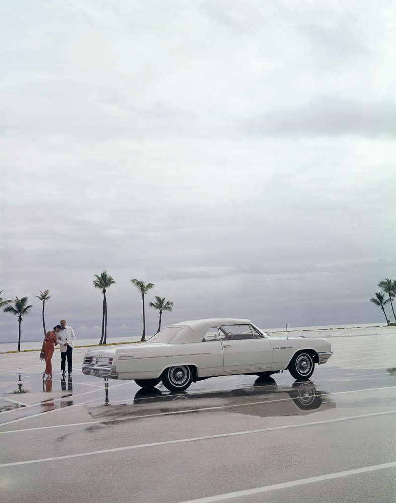 William Helburn, Buick, Coral Gables, Florida, 1962