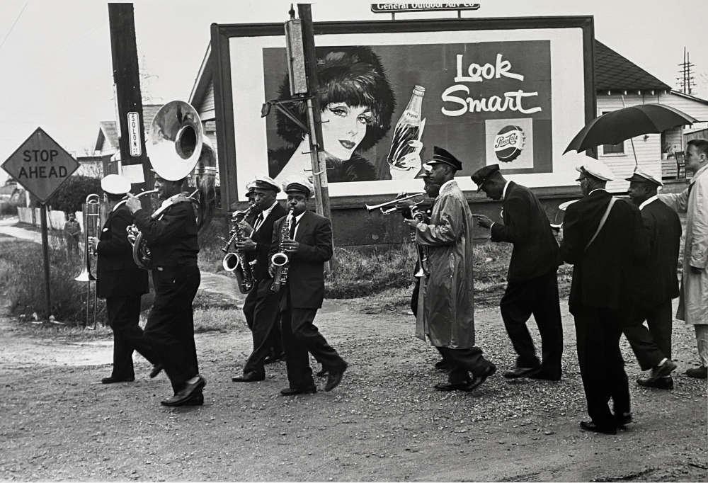 Lee Friedlander, New Orleans, 1959