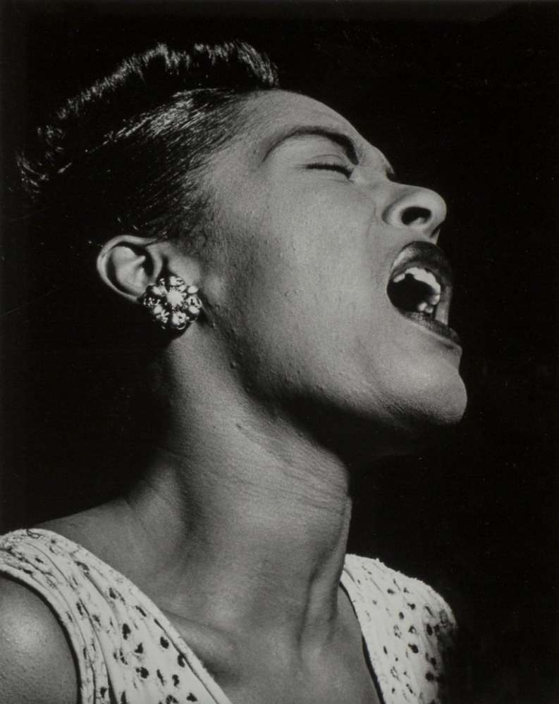 William Gottlieb, Billie Holiday, 1948