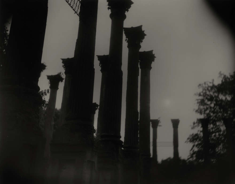 Sally Mann, Deep South, Untitled (Windsor by Moonlight), 1998