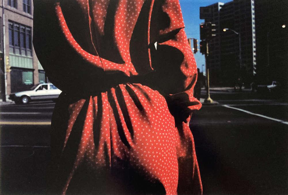 Harry Callahan, Atlanta, 1984