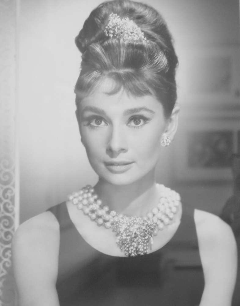 "Motion Picture Television Archive, Bud Fraker: Audrey Hepburn from ""Breakfast at Tiffany's"", 1961"