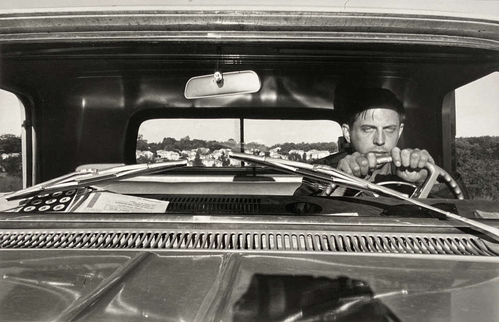 Lee Friedlander, Haverstraw, New York, 1966