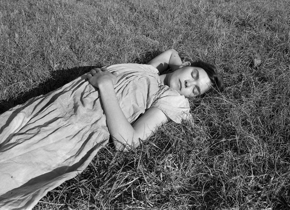 Mark Steinmetz, Carey in Full Sun, Farmington, GA, 1996