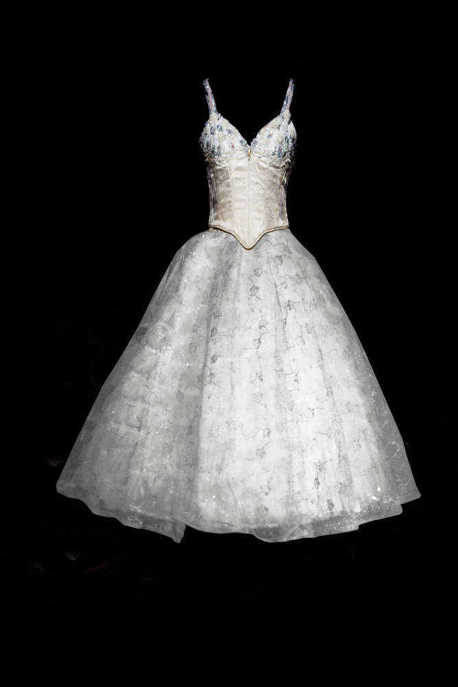 Todd Murphy, Untitled, (Margaret Mead Lace Dress), 2010