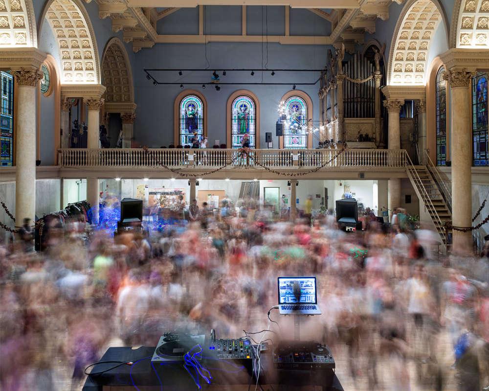 Matthew Pillsbury, Morning Rave, Judson Memorial Church, 2014