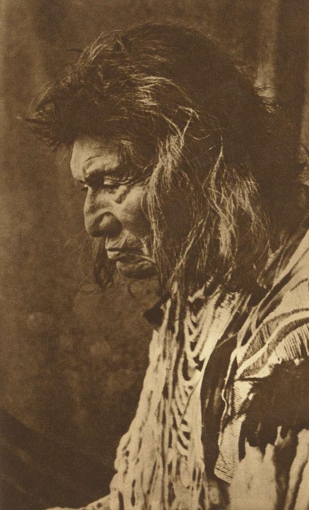 Joseph K. Dixon, Chief Tin Tin Meet La, commissioned by Rodman Wanamaker, 1908-1917