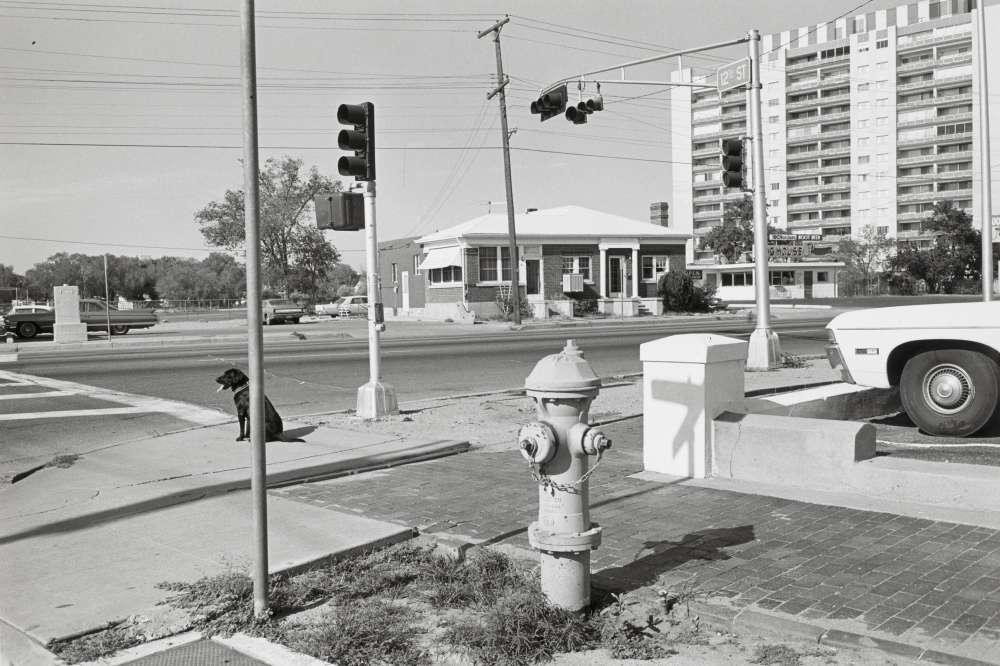 Lee Friedlander, Albuquerque, New Mexico, 1972