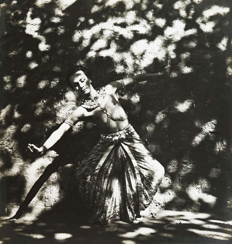 Cecil Beaton, Ram Gopal , Indian Dancer #2, 1944