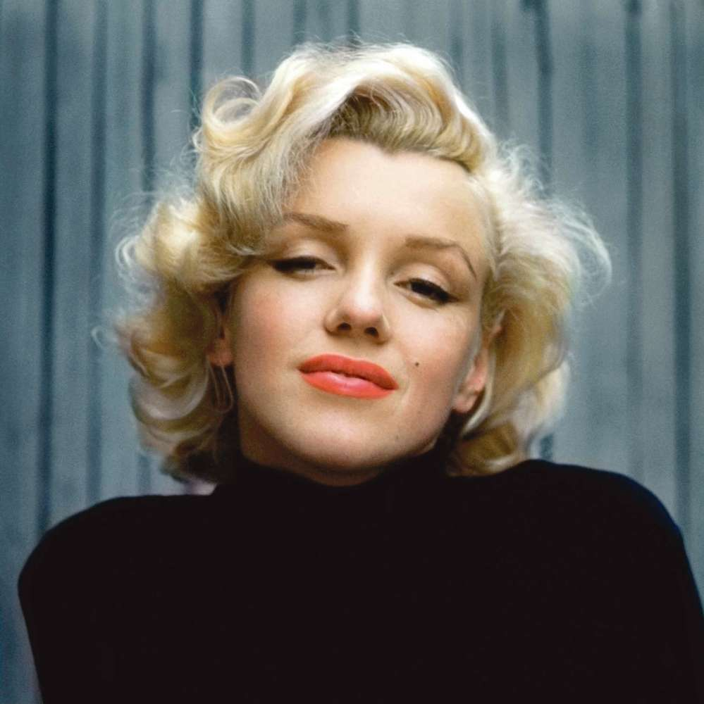 Alfred Eisenstaedt, Seductive Marilyn, Hollywood, California, 1953