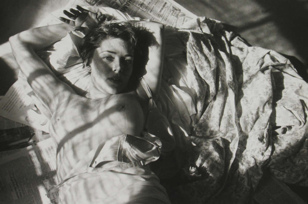 Saul Leiter, Barbara, 1951