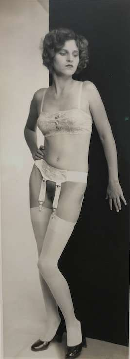 Albert Arthur Allen, Untitled Nude (From The Boudoir Series, no. 42), 1916 - 1930
