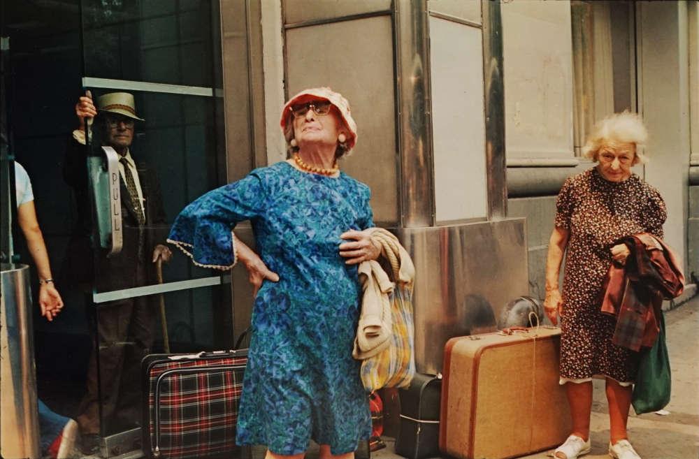 Helen Levitt, Untitled, New York, 1973