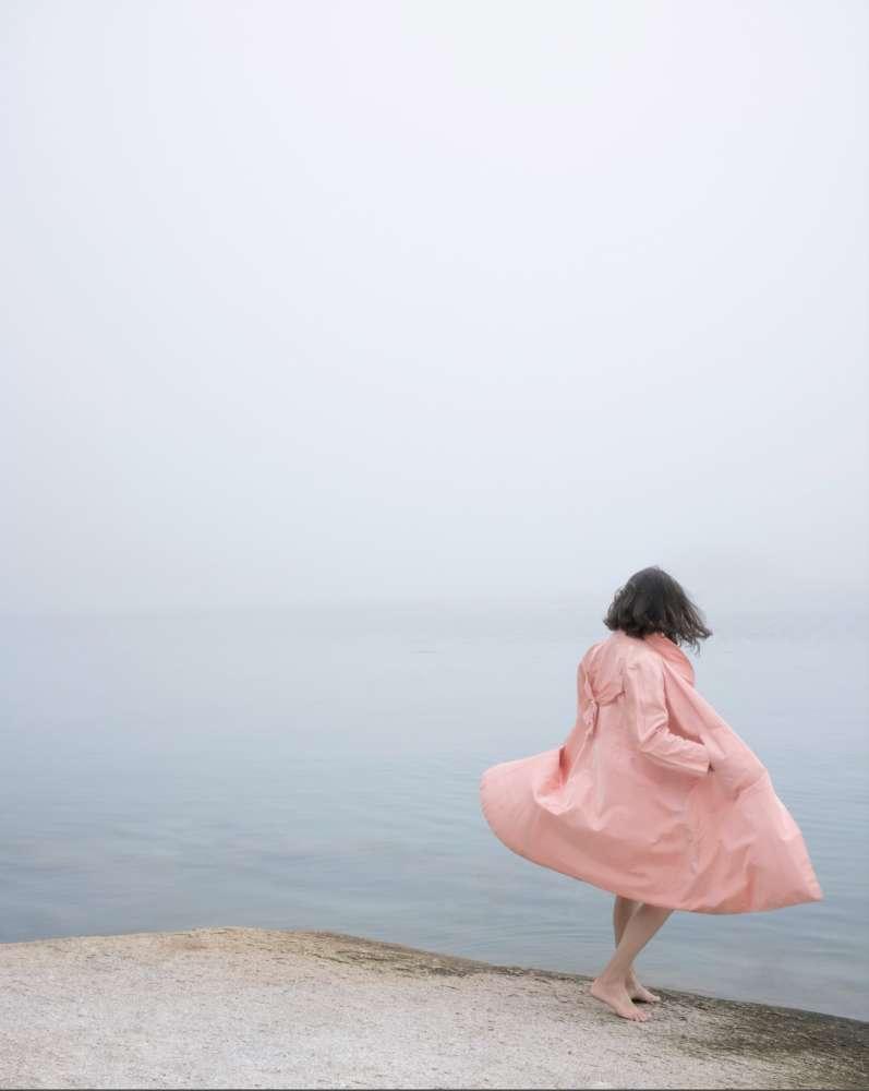 Cig Harvey, Pink Coat
