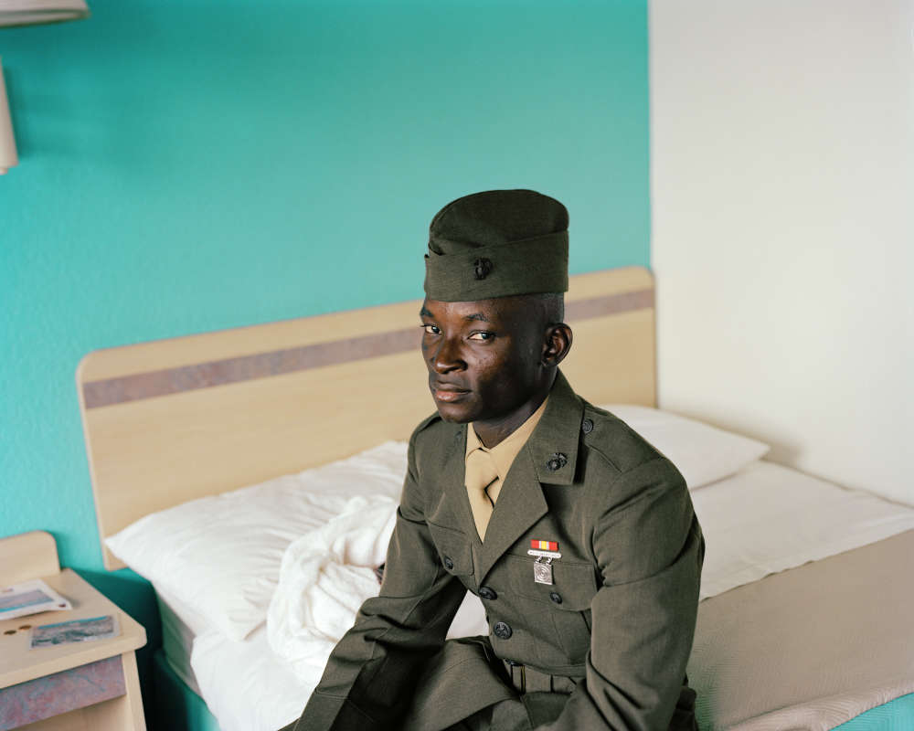 Susan Worsham, Marine, Hotel Near Airport, Richmond, VA, 2009