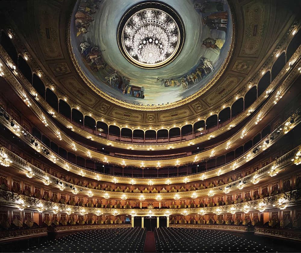 David Leventi, Teatro Colón, Buenos Aires, Argentina, 2010