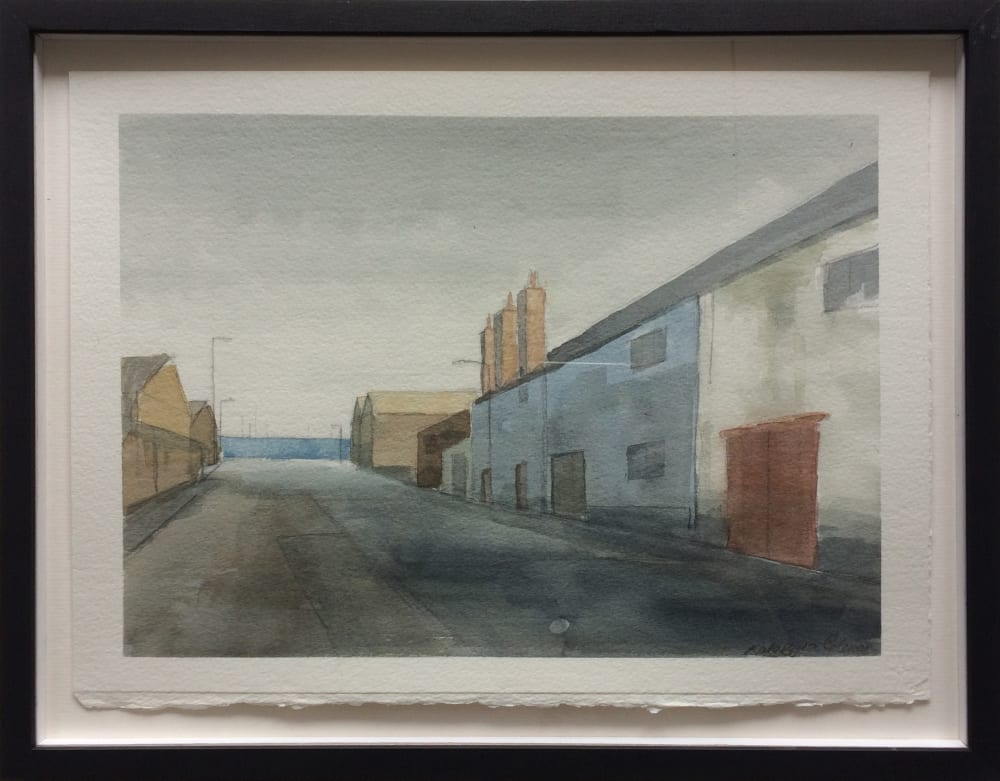Swanstons Road, Great Yarmouth by Katarzyna Coleman