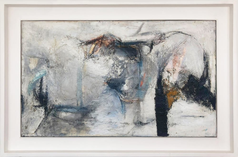 Porthledden by Paul Feiler, in frame