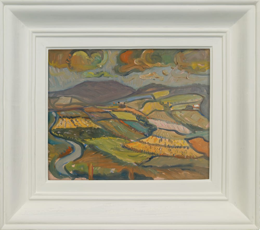 Road to St Ives by Peter Lanyon
