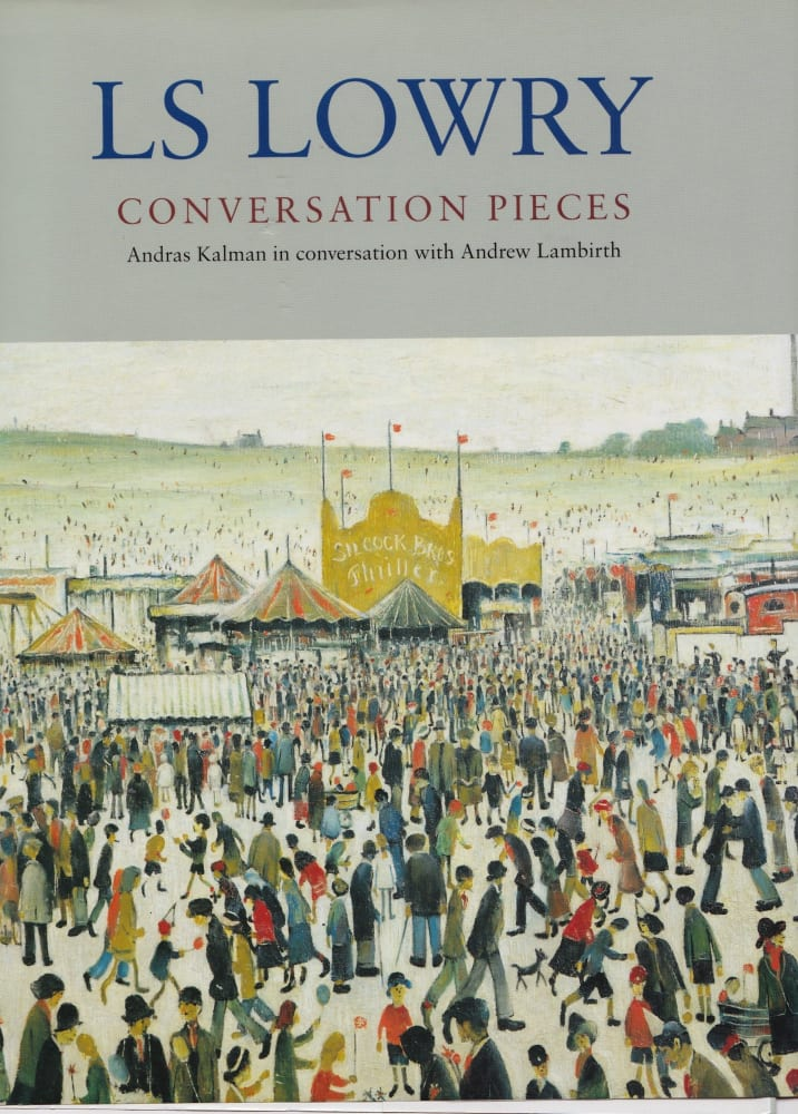 L S Lowry Conversation Pieces