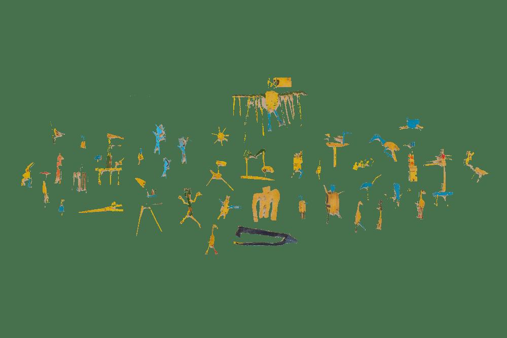 the first 5000 years, artwork, ernst koslitsch