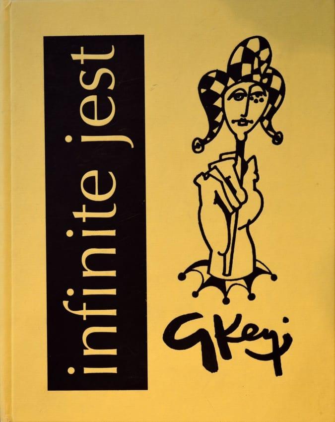 Infinite Jest Paintings of Geoffrey Key