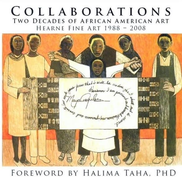 Collaborations: Two Decades of African American Art Hearne Fine Art 1988 - 2008