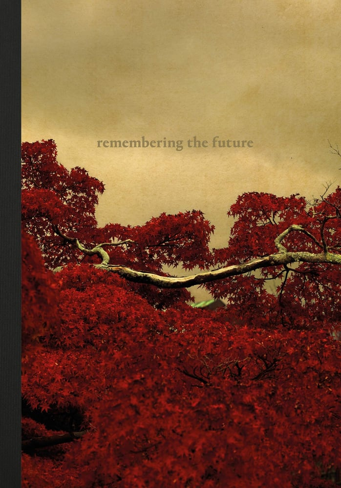 Albarrán Cabrera, remembering the future (red cover)