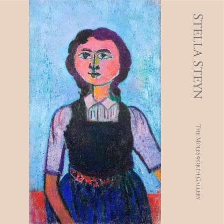 Fauvist Paintings Stella Steyn (1907-1987)