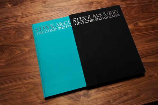 Steve McCurry The Iconic Photographs (Collector's Edition with Print)