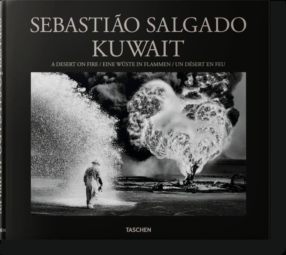 Sebastião Salgado Kuwait: A Desert on Fire