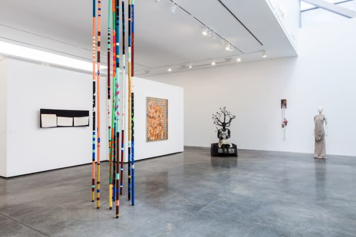 Centennial: 100 Years of Otis College Alumni, Ben Maltz Gallery, Otis College of Art and Design (2019) (installation view). Courtesy of Ben Maltz Gallery.