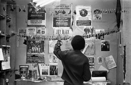 How Photographer Kwame Brathwaite Made