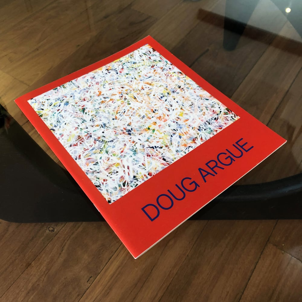Doug Argue Retrospective Catalogue