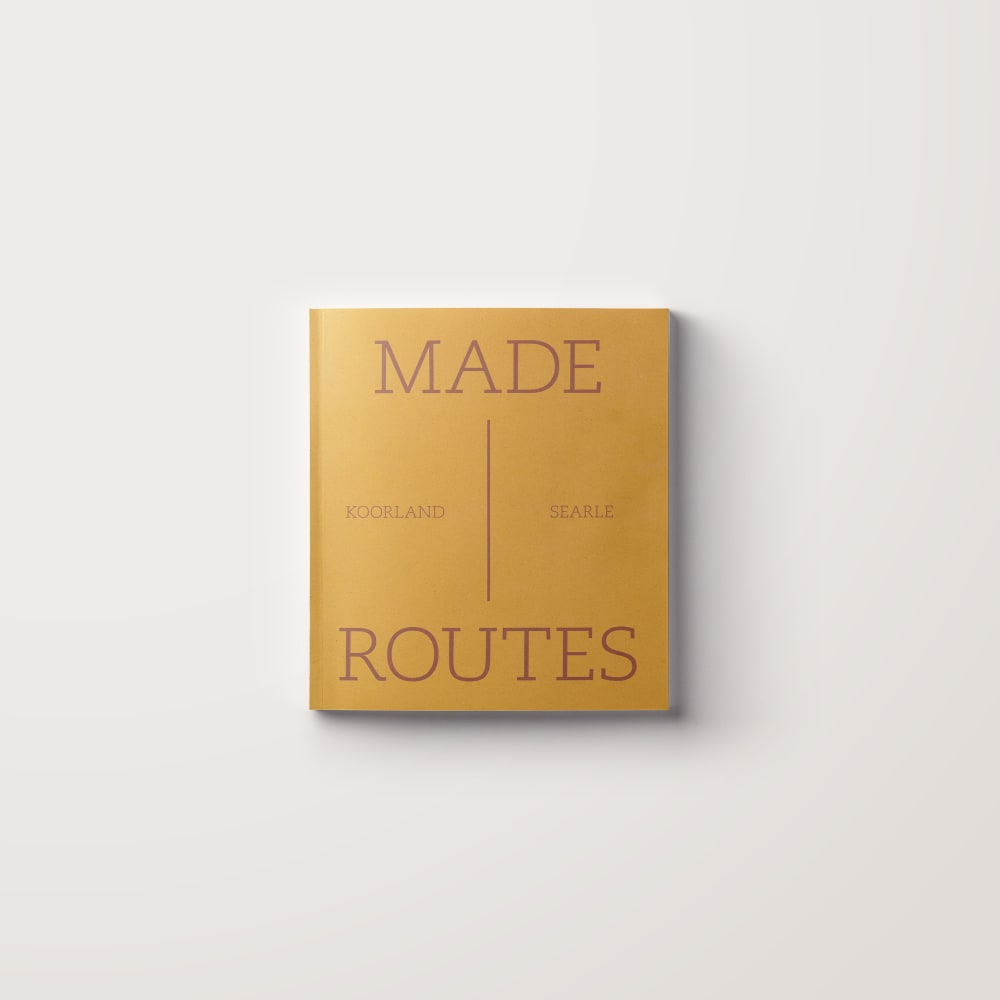 Made Routes: Mapping and Making Vivienne Koorland & Berni Searle