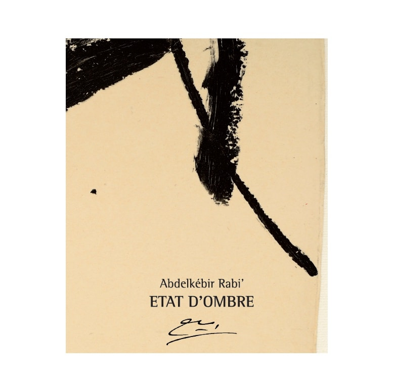 Catalogue Etat d'ombre
