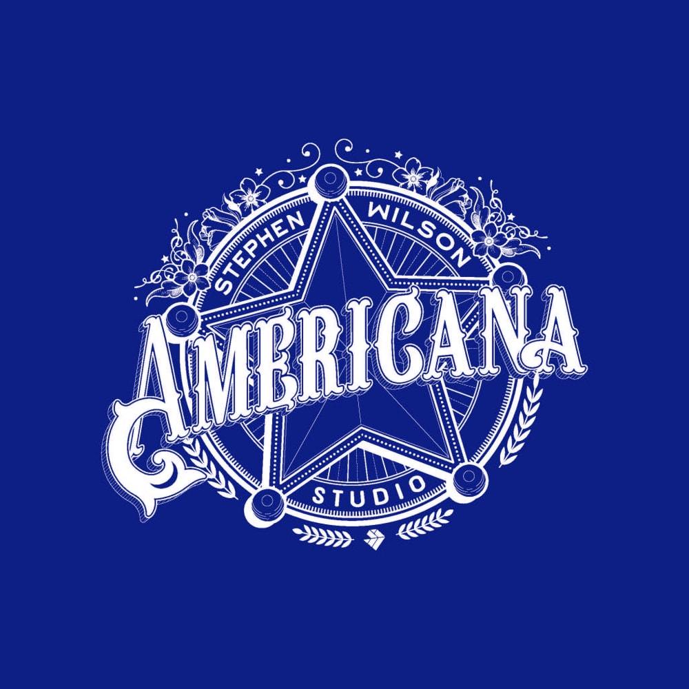 The Americana Exhibit Catalog was published in 2017