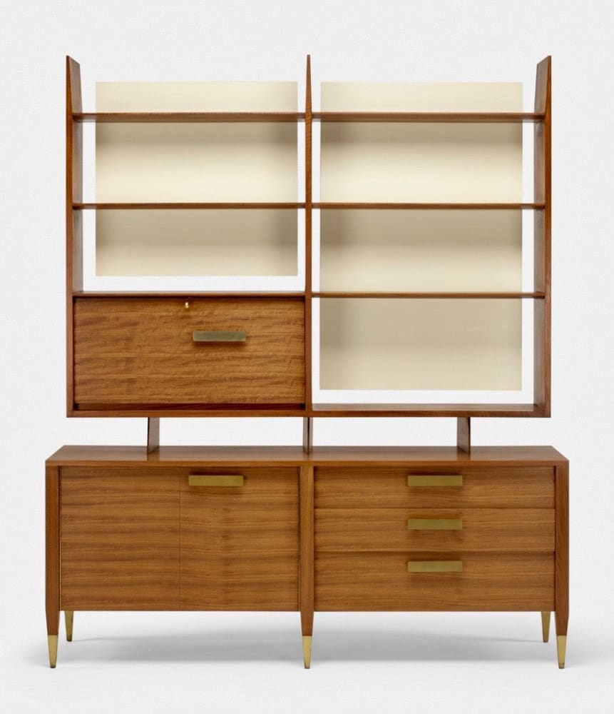 Wall Cabinet (Model 2140), by Gio Ponti, 1957